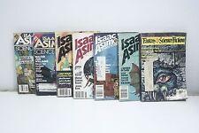 Isaac Asimov LOT X7- Fantasy & Science Fiction magazines- SF657