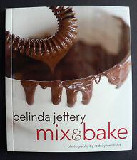 Belinda Jeffery -  Mix & Bake  -  Taste Mini Cookbook Collection