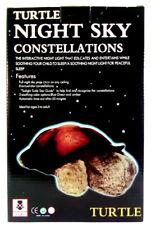Turtle Twilight Classic Nightlight, Night 8 Stars Constellation 3 Colors Age 3+