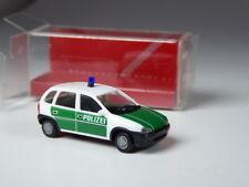TOP: Herpa Opel Corsa Polizei in OVP