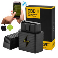 Valise Diagnostique Auto Voiture OBD2 Android iOs Scan Adaptater Bluetooth 2019