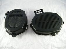 2001 BMW 330I OEM ~ HARMAN KARDON TRUNK MOUNT SUBWOFFER SPEAKER SET