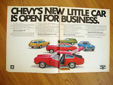 1971 Chevrolet Vega Ad New Little Car Open for Business
