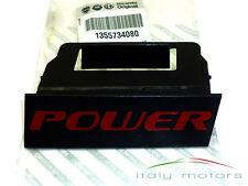 """Fiat Ducato 250 original Schriftzug Modellzeichen Emblem """" POWER """" 1355734080"""