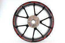 Rimstriping SpecialGP Honda CBR 650F Red Wheel Stripes Motorcycle Stickers
