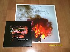 "BLOODY KNIVES-I WILL CUT OUT YOUR HEART LP+DEATH 7""(SMR)SIGNED"
