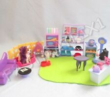 Littlest Pet Shop Lot of 10 Random Lps Supplies Store Boarding Nice Accessories