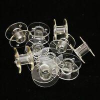 10X Plastic Bobbins, Janome #102261103 (OEM Quality)