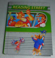 Scott Foresman Reading Street Grade 2 Student Textbook 2.2 HC 2011 Language