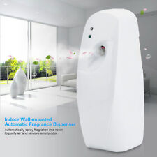 Indoor Wall Mount Automatic Air Freshener Fragrance Aerosol Sprayer Dispenser