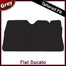 FIAT DUCATO (1994 1995 1996... 2005 2006) montata su misura moquette tappetini Grigio