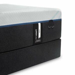 Tempurpedic Proadapt Soft QUEEN SIZE Mattress (MSRP $2999)