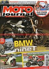 MOTO JOURNAL 2069 SUZUKI GSX-R 750 TRIUMPH 675 Daytona BMW R1200 NINE DUCATI 899
