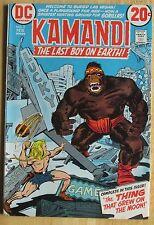 "DC Comics ""KAMANDI"" THE LAST BOY ON EARTH  # 3, Photos Show Good Condition"
