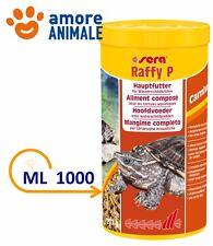 Sera Raffy P - 1000 ML - Mangime per tartarughe Acquatiche