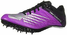 New New Balance Women Verge V1 Purp/Blk Size 9.5 Track Shoes