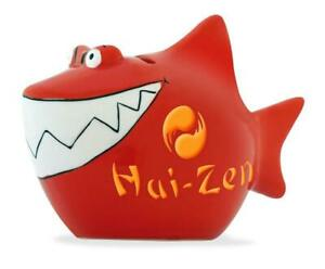 Hai-Zen Shark Piggy Bank Money Box 12 CM Motif Money Box Sparhai