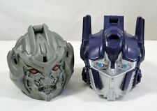 Transformer 2011 Optimus Prime & Megatron Burger King Kids Happy Meal Toys