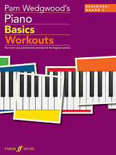 Pam Wedgwoods Piano Basics Workouts Beginner Learn to Play FABER Music BOOK