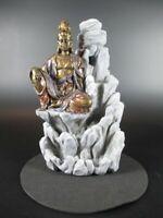 Räucher Buddha mit 3 Räucherkegel,Masterpiece Kollektion,NEU,