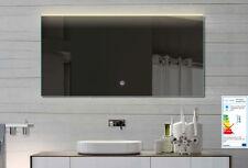 Badspiegel Badezimmerspiegel Lichtfarbton kalt/warm einstellbar 132cm THL132X70