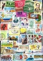 EGYPTE - EGYPT collections de 50 à 1000 timbres différents oblitérés