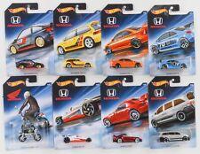 Mattel Hot Wheels Fkd22?70th Anniversary Honda Motors modelli assortiti