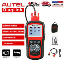 Autel Scanner DiagLink MD802 OBD2 Car Diagnostic Tool ABS SRS EPB Oil Reset Tool