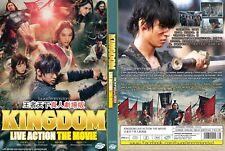 JAPANESE MOVIE~Kingdom-Live Action Movie~English subtitle&All region