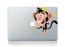 "Cute Funny Monkey Macbook Sticker Viny Decal Macbook Air/Pro/Retina 13""15""17"""