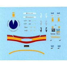F 'ARTEFICE 1:20 DECALS POUR RENAULT 2005 Fernando Alonso Figure