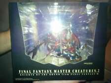 Final Fantasy Master Creatures 2 Knights of the round summon FF7 sealed