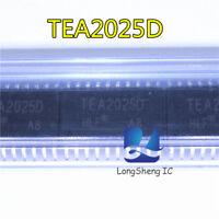 10PCS TEA2025D STEREO AUDIO AMPLIFIER SOP20 new