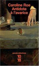 Antidote à l'avarice von Caroline Roe | Buch | Zustand gut