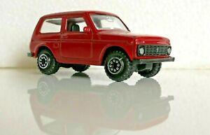 🚙 AUTOGRAND LADA 4x4 NIVA Metal Model 1:60 Car off road russian