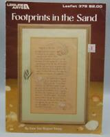 Craft Patterns Leaflet 378 Footprints In The Sand Leisure Arts