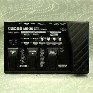 BOSS ME-25 Guitar Multiple Effects Processor Multi Guitar effect pedal (CZ51862)