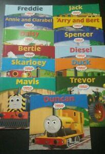 (b) Thomas Tank Engine Friends Books Egmont Bundle of 13 Story Library Assorted