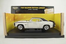 1:18 Ertl - 1969 BALDWIN MOTION CAMARO white - Lmtd.Ed.1 of 2500 - RAR - neu/OVP