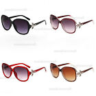 New Arrival Lady Women Stylish Sunglasses GRADIENT LENS 100% UV Protection AU002