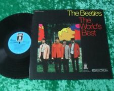 The Beatles LP The world's Best (Club Edition) 25.1.1 (ohne LC-Nr)