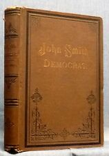 John Smith, Democrat - 1877 Humor
