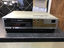 More details for sanyo vtc-6500 betamax video recorder new belts fitted