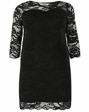 Women's 3/4 Sleeve Boat Neck Polyester Stretch, Bodycon Dresses