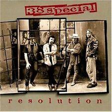 38 Special Resolution (1997) [CD]