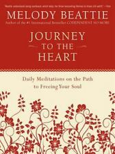 Journey to the Heart: Daily Meditations by Melody Beattie FREE USA SHIPPING