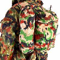 Genuine Swiss army backpack. Switzerland Alpenflage Camo sniper rucksack vintage