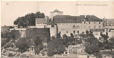 WWI folder post card Chaumont Army HQ AEF censor Eben A Ayero to Watertown NY