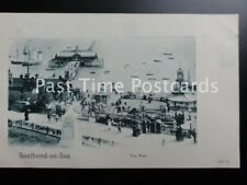 Essex SOUTHEND ON SEA The Pier c1902 UB by Pictorial Stationery Co. 3632G