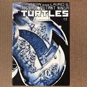 TEENAGE MUTANT NINJA TURTLES #2 1st PRINT NM HIGH GRADE April O'Neil 1984